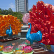 New Territories West Mid-Autumn Lantern Carnival — Stock Photo