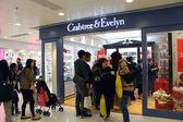 Crabtree en evelyn winkel in hong kong — Stockfoto
