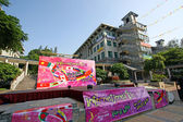 International Day helds on Lingnan University — Stock Photo