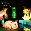 Stock Photo: Chinese New Year Lantern carnival