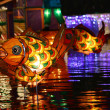 Chinese New Year Lantern carnival — Stock Photo
