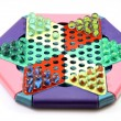Chinese checkers game — Stock Photo #9029457