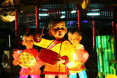 Chinese New Year Lantern carnival — Stock Photo