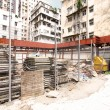 Construction site in Hong Kong — Stock Photo #9031946