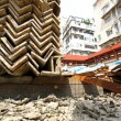 Construction site in Hong Kong — Stock Photo #9032036