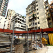 Construction site in Hong Kong — Stock Photo #9032053