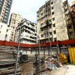 Stock Photo: Construction site in Hong Kong