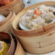 Stock Photo: Chinese dim sum food