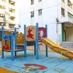 Colorful playground — Stock Photo #9073880
