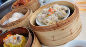 čínská dim sum potravin — Stock fotografie