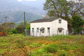 House in rural area of Hong Kong — Stock Photo