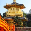 the pavilion of absolute perfection in the nan lian garden — Stock Photo #9130931