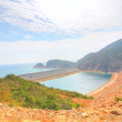 Stock Photo: Seascape and coastal landscape in Hong Kong Geo Park