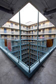 Public housing estate in Hong Kong — Stock fotografie