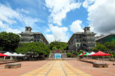 Lingnan University, Hong Kong — Stock Photo