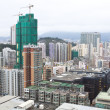 Hong Kong downtown cityscape - Stock Photo
