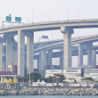 Freeway and highway in Hong Kong — Stock Photo