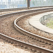 Railway background — Stock Photo #9337168