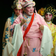 Cantonese Opera in Mui Wo water lantern festival, Hong Kong — Stock Photo