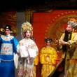 Cantonese opera in Hong Kong — Stock Photo