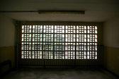 Interieur van hong kong Volkshuisvesting — Stockfoto