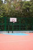 Basketball court — Stock Photo