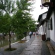 Zhujiajiao water village in Shanghai, China. — Stock Photo #9798178