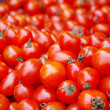 Stock Photo: Tomatoes background