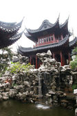 Yuyan garden, Shanghai, China — Stock Photo