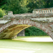 Stock Photo: Old Bridge