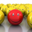 Smileys — Stock Photo #8823096