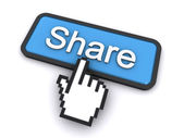 Share button — Stock Photo