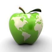 Earth apple — Stock Photo