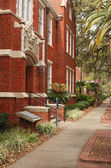 University of Florida Griffin-Floyd Hall — Stock Photo
