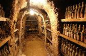 Old Wine from Tokai valley — Stock Photo