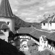 The Bran Castle. — Stock Photo
