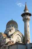 Mosque and minaret in Constanta. — Stock Photo