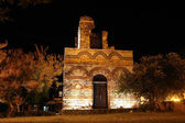 The old Byzantine church in Nessebar. — Foto Stock