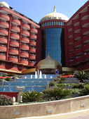 The new hotel in Turkey. — Stock Photo
