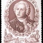 Postage Stamp — Stock Photo #8333927