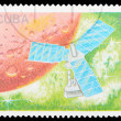 Postage stamp — Stock Photo #9018351
