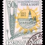 Postage Stamp — Stock Photo #9338263
