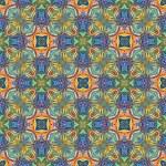 Modern Art pattern — Stock Photo