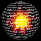 Cyber war — Stock Photo
