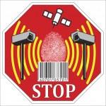 Постер, плакат: Stop watching me