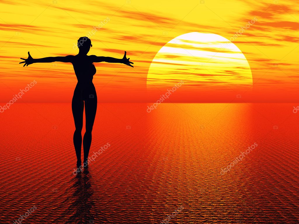 Good Morning Sunshine Download : Good morning sunshine — stock photo