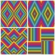 Royalty-Free Stock Imagen vectorial: Art deco pattern