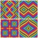 Art deco pattern — Stock Vector