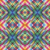 Native American pattern — Stock Vector