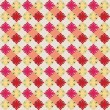 Seamless color pattern — Stockvektor